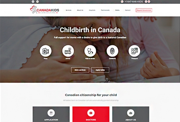Canada Kids Consulting